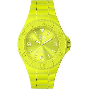 Ice Watch wristwatch ICE generation - Flashy yellow - Medium - 3H - 019161