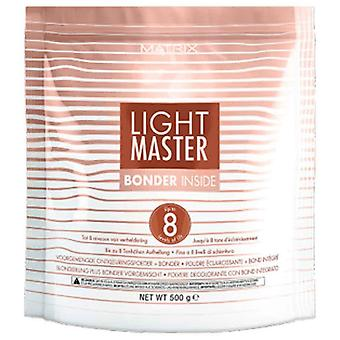 Matrix Light Master Level 8 Aufhellungspulver mit Bonder