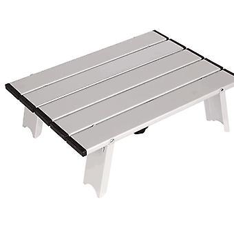 Mini Kannettava pöytä kantolaukulla Kevyt Mini Taitettava Piknik-työpöytä