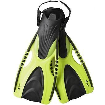 שנורקל מתכוונן לשחות סנפירים ניאופרן שחייה סנפירים נגד החלקה צלילה