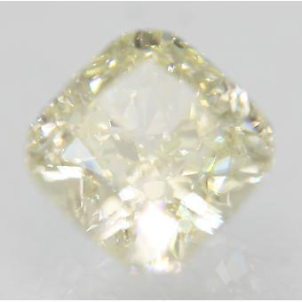 Sertifioitu 0,73 karat J Väri VVS1 Tyyny Natural Loose Diamond 4.72x4.66mm