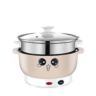 Multifunctional Electric Cooker, Heating Pan, Cooking Pot Machine, Hotpot