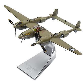 Lockheed P-38G Lightning 43-2264 'Miss Virginia' (339th FS - 347th FG 'Operation Vengeance 1943) Diecast Model Airplane