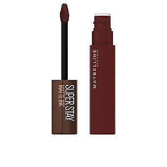 Lipstick Superstay Matte Ink Coffee Maybelline 275-mocha