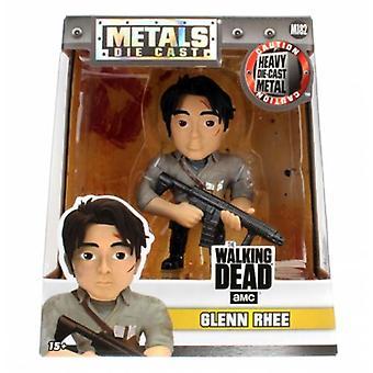 The Walking Dead Glenn Rhee 4 pouces Diecast Figure 97937