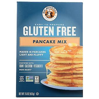 King Arthur Mix Pancake Gf, Case of 6 X 15 Oz