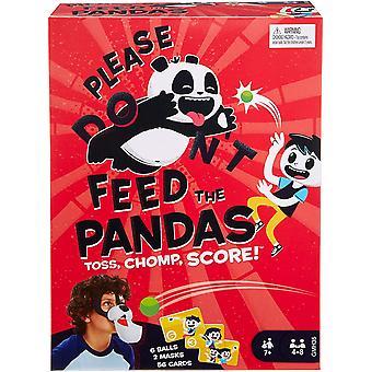 Mattel Games GMH35 Please Feed The Pandas