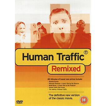 DVD (Remixed) (2004) John Simm Kerrigan (DIR) cert 18 Região 2