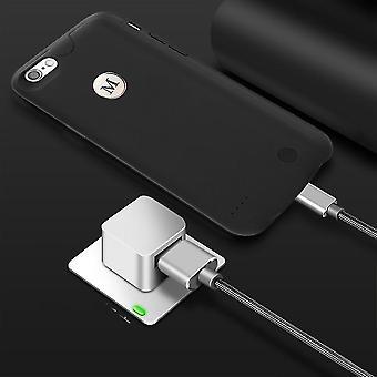 Smal telefon batteri clip case för iphone7 / för iphone7 Plus Super Tunn