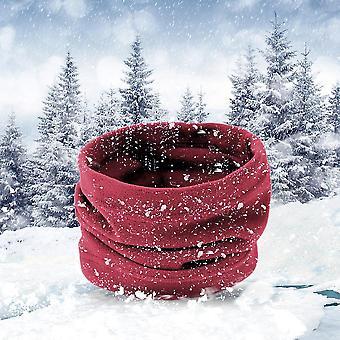 3-in-1 winter skiën fietsen wandelen sjaal nek warmer gezichtsmasker hoed snood