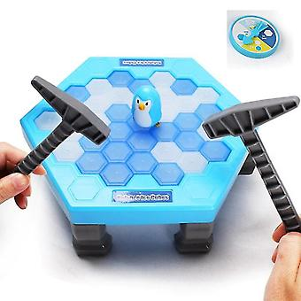 Interactieve ice breaking table penguin trap entertainment speelgoed voor kinderen familie plezier spel|gamestoys