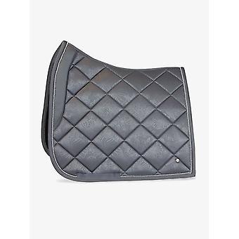 PS of Sweden Ps Of Sweden Floret Dressage Saddle Pad - Grey