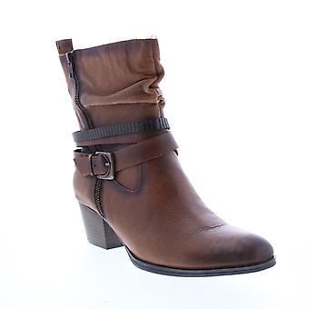 Tierra para mujeres adultos abeto tumbled cuero casual botas de vestir