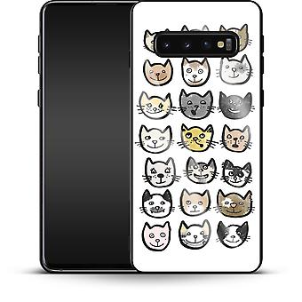 28 Cats by caseable Designs Luxury Phone Case Samsung Galaxy S10 Plus