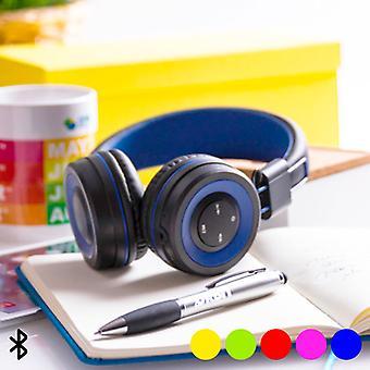 Casque Bluetooth avec mains libres et panneau de commande intégré 145562