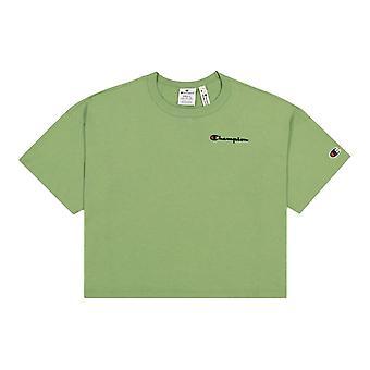 Champion Rochester Crewneck 114168GS087 universal summer women t-shirt
