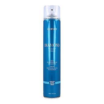 Strong Hold Hair Spray Diamond Risfort (500 ml)