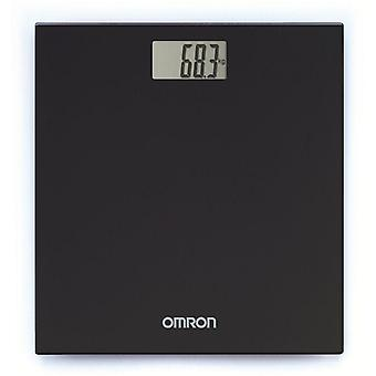 Omron HN29 Digital Display 4 Sensor Weighing Scale Max Weight 150kg - Black