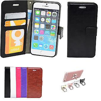 Case Iphone 5/5s/se2016 Wallet Leather
