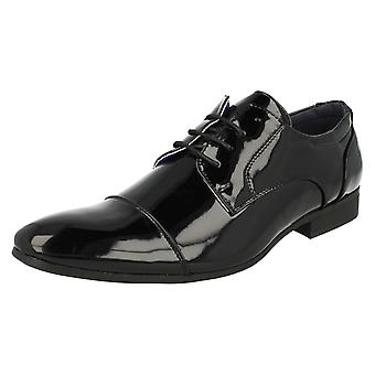 Mens Malvern Smart Lace Up Dress Shoes A2135