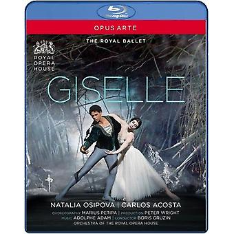 Giselle [BLU-RAY] USA import