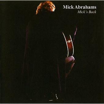 Mick Abrahams - Mick's Back [CD] USA import