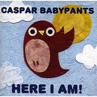 カス Babypants - ここで私!【 CD 】 アメリカ輸入