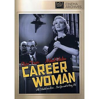 Importer des USA de la femme de carrière [DVD]