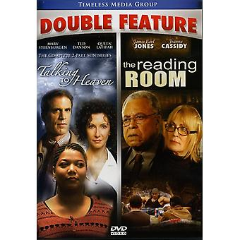 Talking to Heaven/Reading Room [DVD] USA import