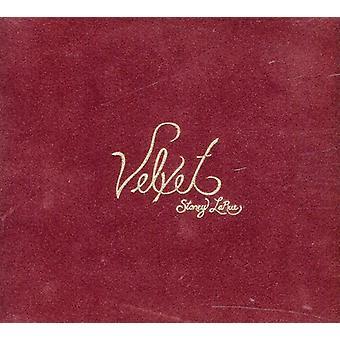 Stoney Larue - Velvet [CD] USA import
