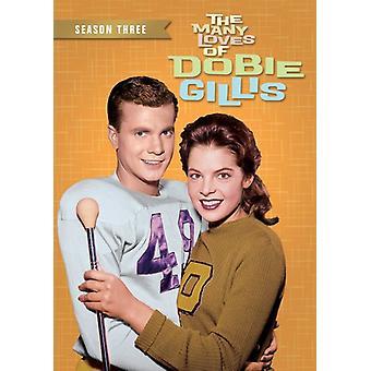 Mange elsker Dobie Gillis: sesong tre [DVD] USA import