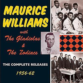 Williams, Maurice mit der Gla - Maurice Williams mit dem Gladiolen und [CD] USA import