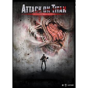 Aanval op Titan de film: deel 1 [DVD] USA import