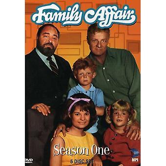 Family Affair - Family Affair: Season 1 [DVD] USA import