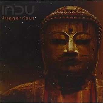 INDU (Claudio Vignali & Andrea Grillini) - Jaggernaut [CD] USA importeren