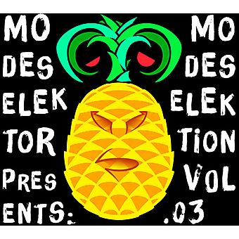 Modeselektor - Modeselektion Vol 3 [CD] USA import