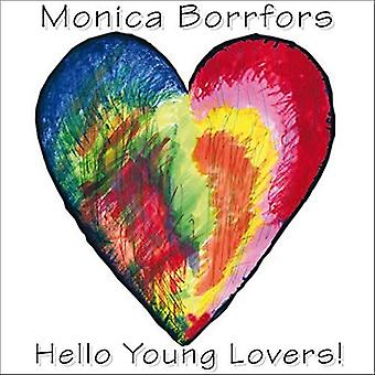 Monica Borrfors - Borrfors Monica-Hello Younglovers! [CD] USA import