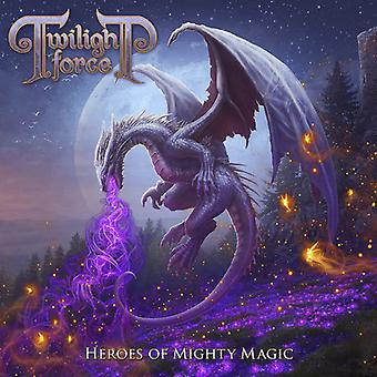 Twilight Force - Heroes of Mighty Magic [CD] USA import