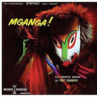 Tak Shindo - Mganga [CD] USA import