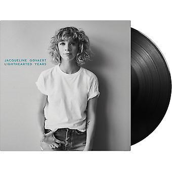 Govaert*Jacqueline - Lighthearted Years [Vinyl] USA import