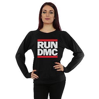 Run DMC Women's Classic Logo Sweatshirt