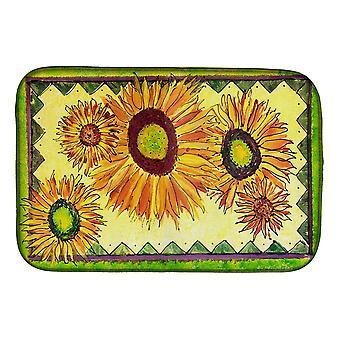 Carolines skatter 8060DDM blomst - solsikke parabolen tørke Mat
