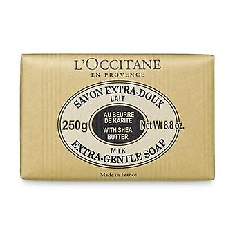 L Occitane Milk Shea Butter Extra Gentle Soap