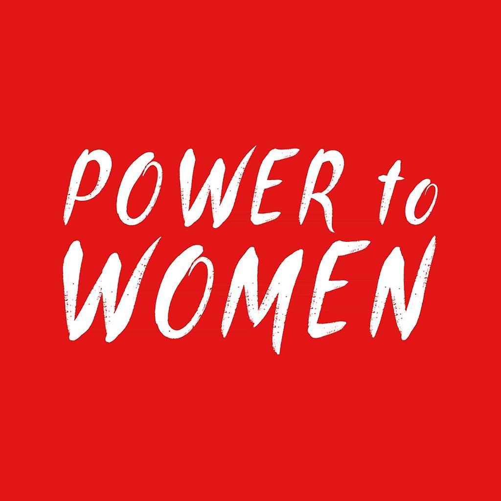 Poder de las mujeres chaqueta de Varsity