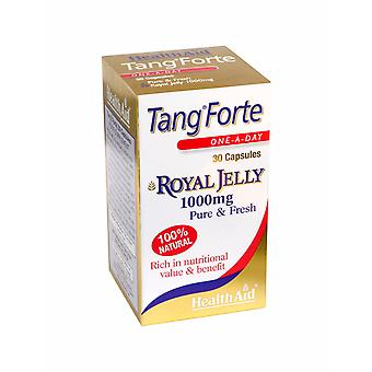 Health Aid Tang Forte Royal Jelly 1000mg, 30 caps