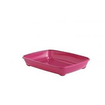 Cat Litter Tray Hot Pink