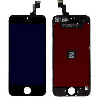 Display LCD Komplett Einheit Touch Panel für Apple iPhone SE Schwarz
