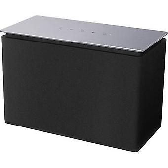 Haut-parleur de Dyon zone L multi-room Bluetooth, AUX, Wi-Fi, radio Internet noir