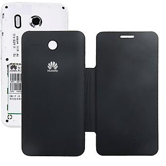Mobile Shell flip cross for phone Huawei Ascend Y320 black