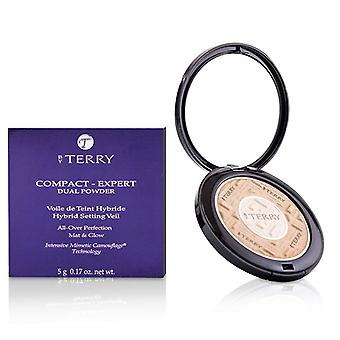 By Terry Compact Expert Dual Powder - # 4 Beige Nude - 5g/0.17oz